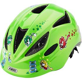 ABUS Anuky Lapset Pyöräilykypärä , vihreä